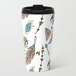 Colors in the wind Travel Mug
