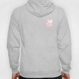 Flying Pig Hoody