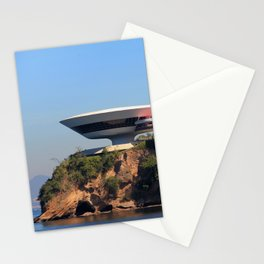 MAC Niterói | Oscar Niemeyer Stationery Cards