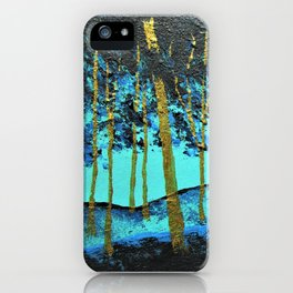 Twilight Woods #283 iPhone Case