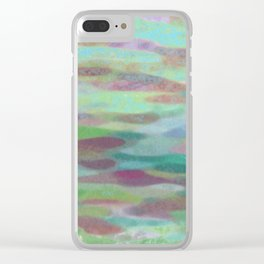 Far and Away Clear iPhone Case