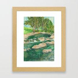 Copeland Framed Art Print