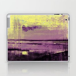 Yellow Color Patches Laptop & iPad Skin