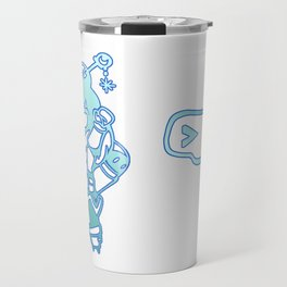 A-Mei-Zing Travel Mug