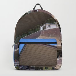 Main Grandstand Trentham Racecourse Backpack