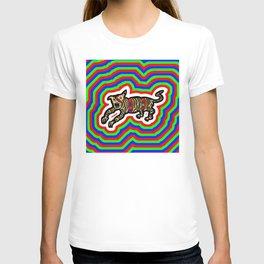 Colour Tiger T-shirt