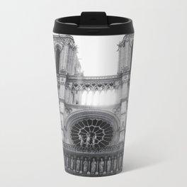 Notre Dame (Ouest) Metal Travel Mug