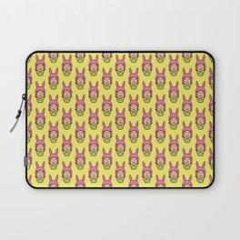 Louise Belcher Pattern Laptop Sleeve