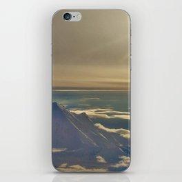 At the Top of Denali iPhone Skin