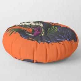 Grim Reapersaur Floor Pillow