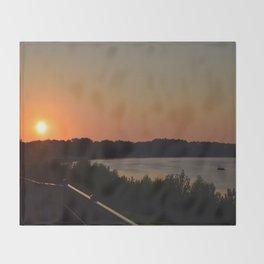 Kentucky Skies Throw Blanket