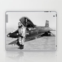 Neil Armstrong Laptop & iPad Skin