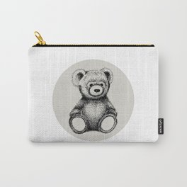 Teddy Bear Carry-All Pouch