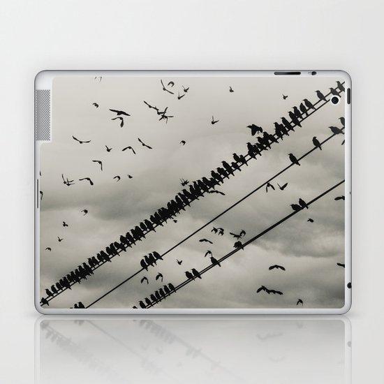 The Birds Laptop & iPad Skin