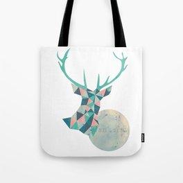 I'd rather be a deer Tote Bag