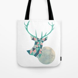I'd rather be a deer Tote Bag
