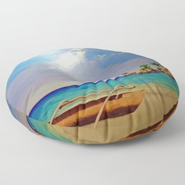 Willy's Rock | 2012 Floor Pillow