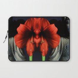 Amaryllis Buddha Laptop Sleeve