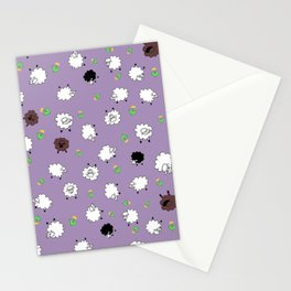 Dandy Ditsy Sheep Stationery Cards