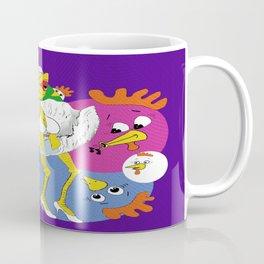 Marilyn Chicken Coffee Mug