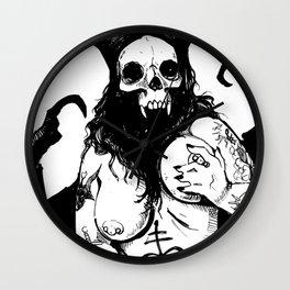 Muse II Wall Clock