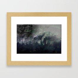 Experimental Photography#13 Framed Art Print