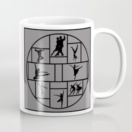 Dance Styles Coffee Mug