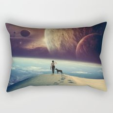 Explorer Rectangular Pillow