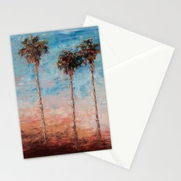 California Palms Stationery Cards