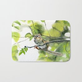 Balancing Act by Teresa Thompson Bath Mat
