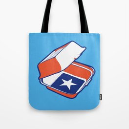 Nothing is Sacred Tote Bag