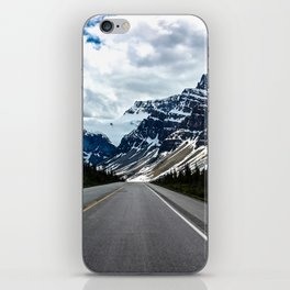Into the Mountains iPhone Skin