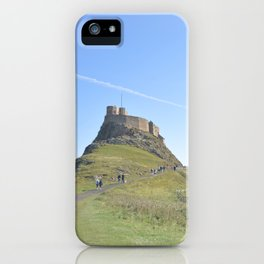 The Holy Island iPhone Case