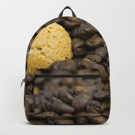 Coffee with biscuits Backpack