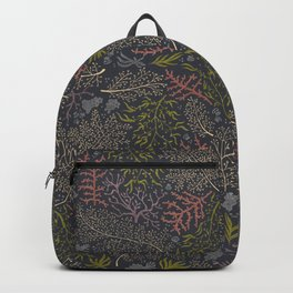 Coral Reef Pattern Backpack