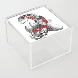M&m Designs - Koi Fish Acrylic Box