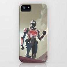 Mass Effect 3- Sentinel Propaganda iPhone (5, 5s) Slim Case