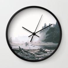 Washington Coast Wall Clock