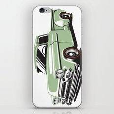 Rat Rod Truck iPhone & iPod Skin