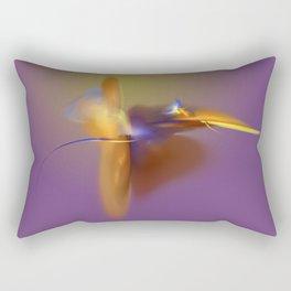 dancing angle Rectangular Pillow