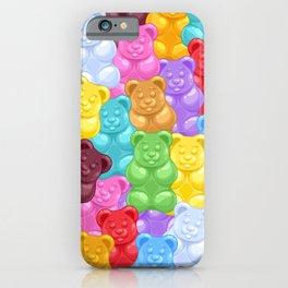 Rainbow Gummybears iPhone Case