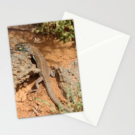 Haria Lizard Stationery Cards