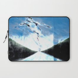 Touch the sky Laptop Sleeve