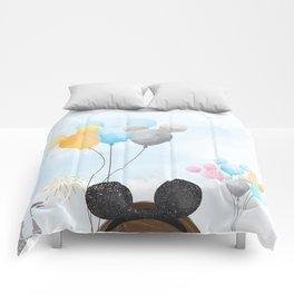 Dreams Do Come True Comforters
