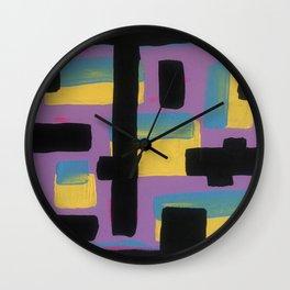 E1 Wall Clock