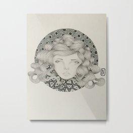 Linger Metal Print