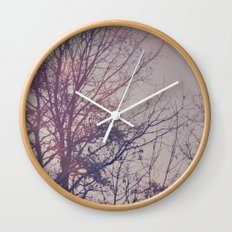 All the pretty lights (3) Wall Clock