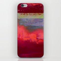 14-42-41 (City Glitch) iPhone & iPod Skin