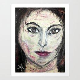 NICOLE MUNOZ Art Print