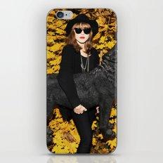 Golden Member iPhone & iPod Skin